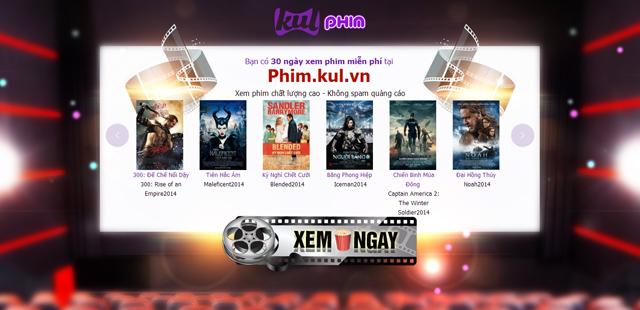 GameLandVN tặng tài khoản VIP Kul Phim 1