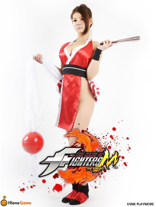 Cosplay The King of Fighters M cực quyến rũ - Ảnh 6
