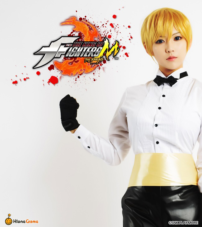 Cosplay The King of Fighters M cực quyến rũ - Ảnh 7