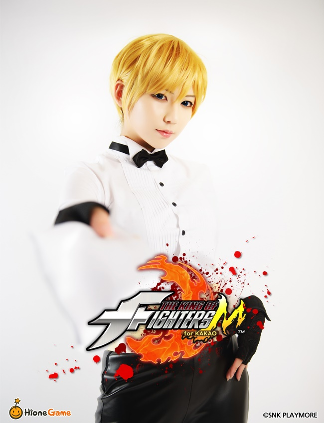 Cosplay The King of Fighters M cực quyến rũ - Ảnh 8