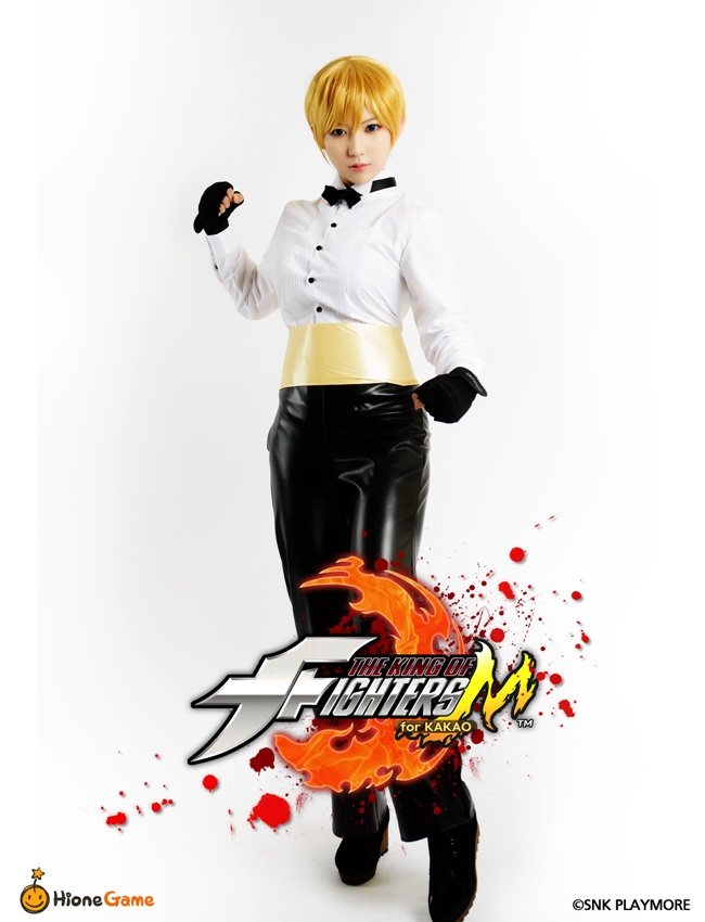 Cosplay The King of Fighters M cực quyến rũ - Ảnh 9