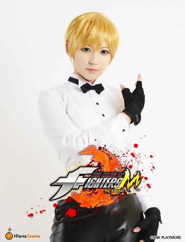Cosplay The King of Fighters M cực quyến rũ