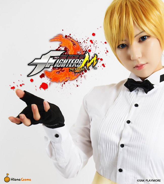 Cosplay The King of Fighters M cực quyến rũ - Ảnh 13