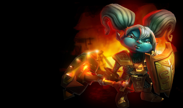 LMHT: Riot Games tiết lộ việc chỉnh sửa Braum 6