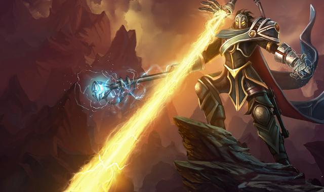 LMHT: Riot Games tiết lộ việc chỉnh sửa Braum 7