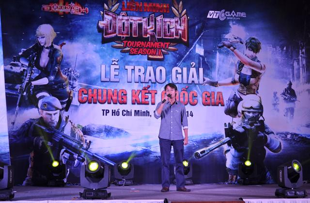 Toàn cảnh lễ trao giải Liên Minh Tour mùa 1 2