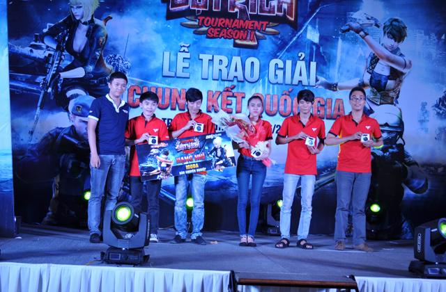 Toàn cảnh lễ trao giải Liên Minh Tour mùa 1 7