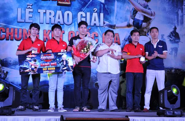 Toàn cảnh lễ trao giải Liên Minh Tour mùa 1 11