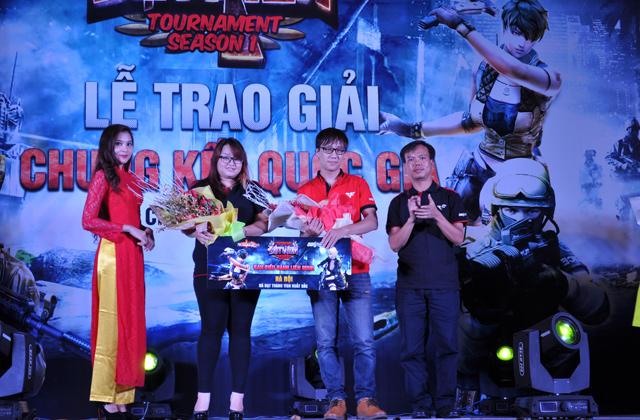 Toàn cảnh lễ trao giải Liên Minh Tour mùa 1 16