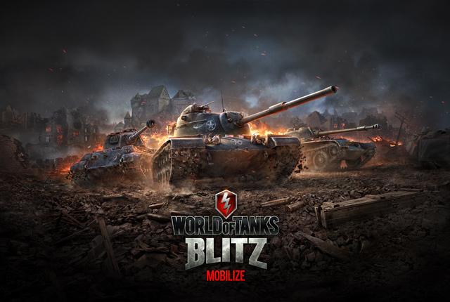 World of Tanks Blitz có mặt trên App Store toàn cầu 1