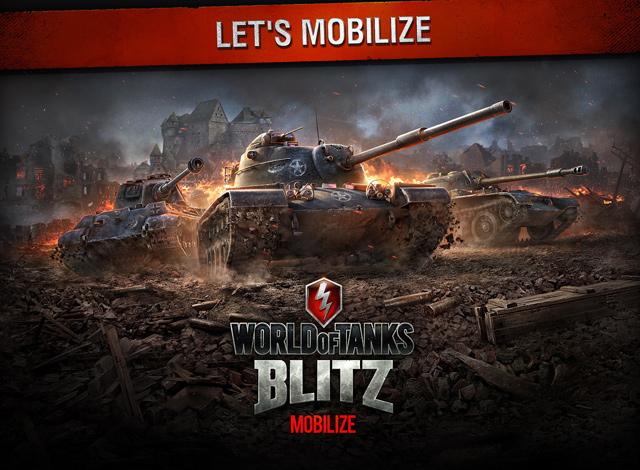 World of Tanks Blitz có mặt trên App Store toàn cầu 2