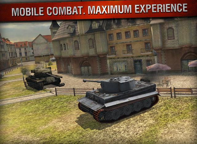 World of Tanks Blitz có mặt trên App Store toàn cầu 4