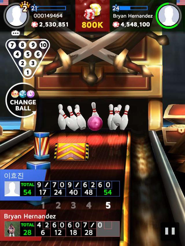 PNIX Games trình làng game mới Bowling King 1