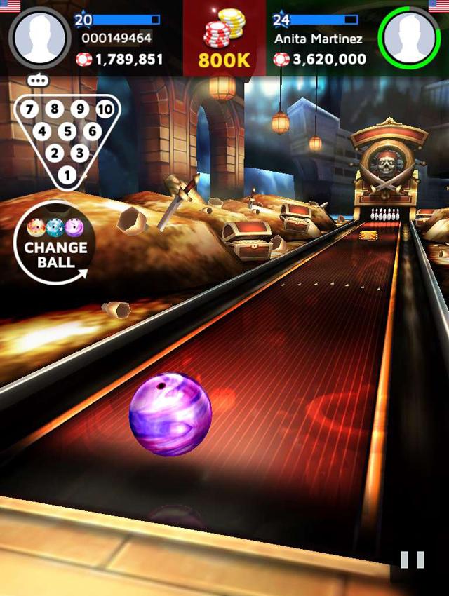 PNIX Games trình làng game mới Bowling King 2