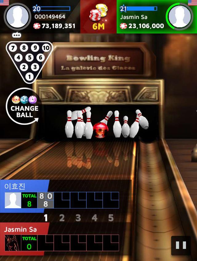 PNIX Games trình làng game mới Bowling King 4