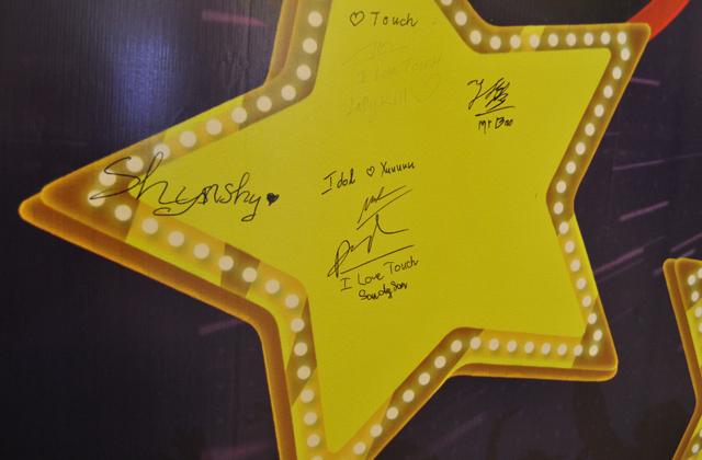"Nhìn lại offline ""Touch with stars"" tại TP.HCM 5"