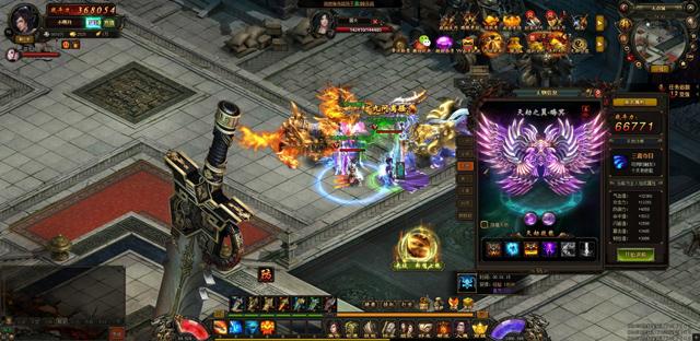 Webgame Phong Vân Vô Song cập bến Việt Nam 7