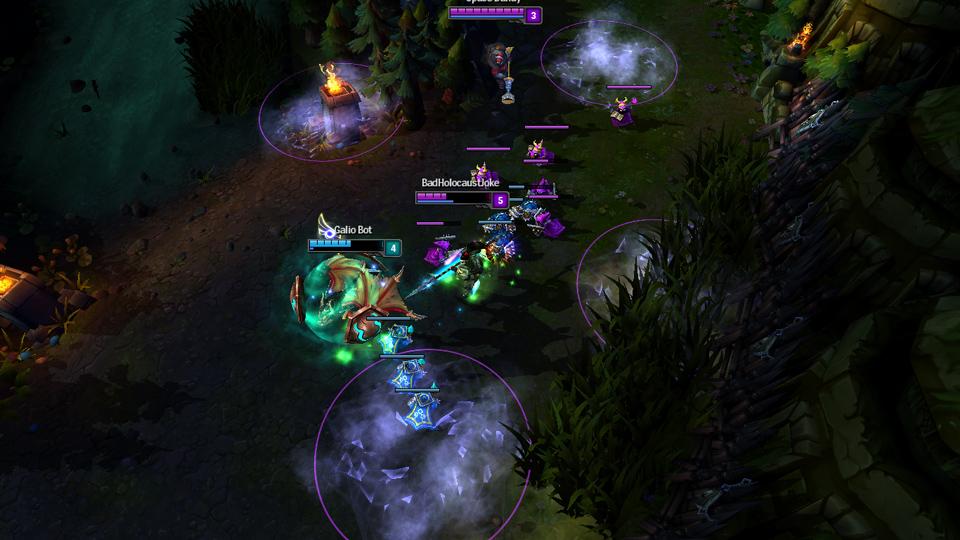LMHT: Cận cảnh chế độ mới Doom Bots và Sona mới 17