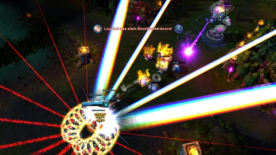 LMHT: Cận cảnh chế độ mới Doom Bots và Sona mới 18