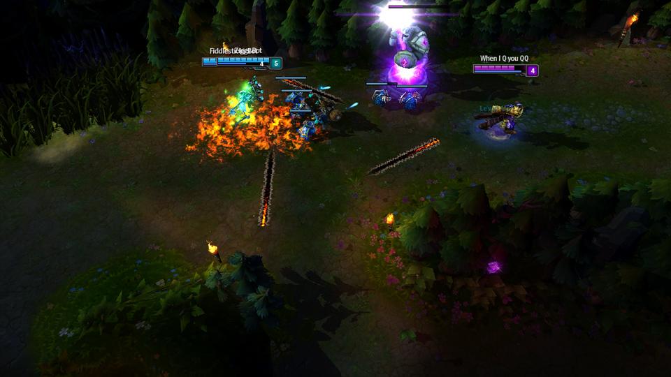 LMHT: Cận cảnh chế độ mới Doom Bots và Sona mới 19