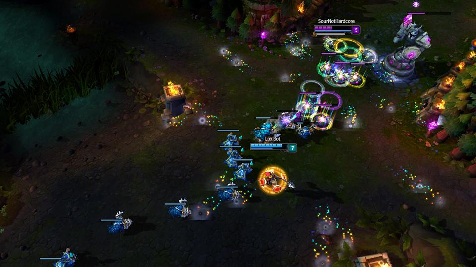 LMHT: Cận cảnh chế độ mới Doom Bots và Sona mới 22