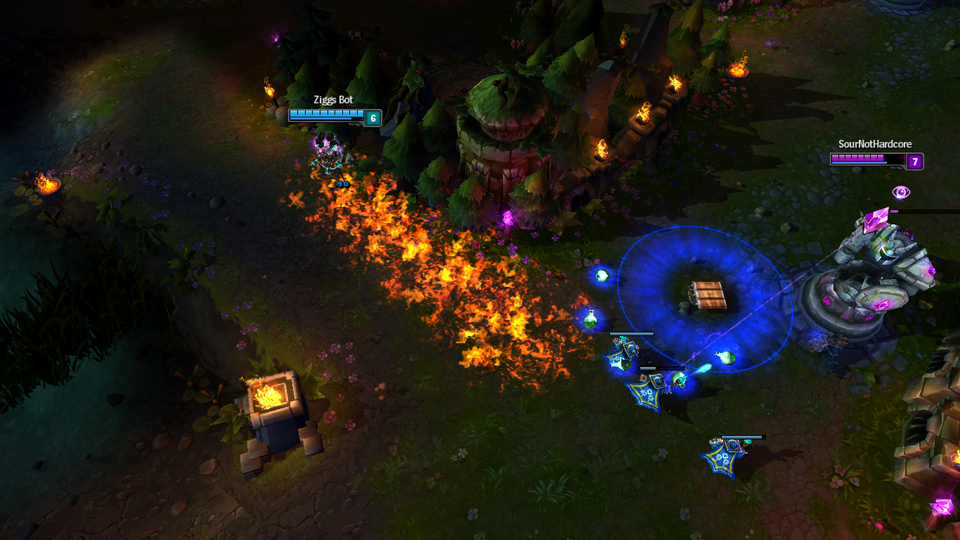 LMHT: Cận cảnh chế độ mới Doom Bots và Sona mới 27