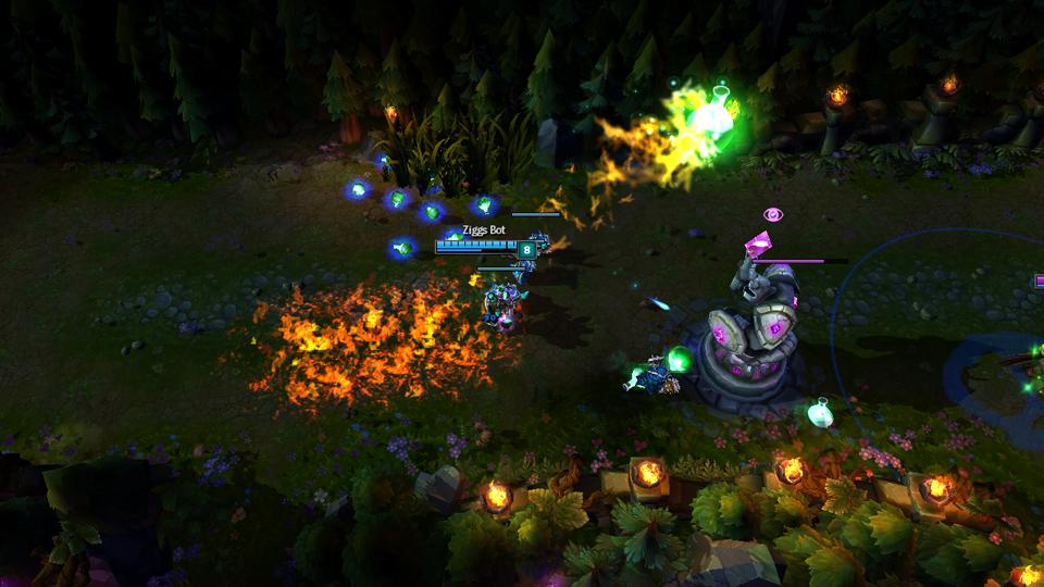 LMHT: Cận cảnh chế độ mới Doom Bots và Sona mới 29
