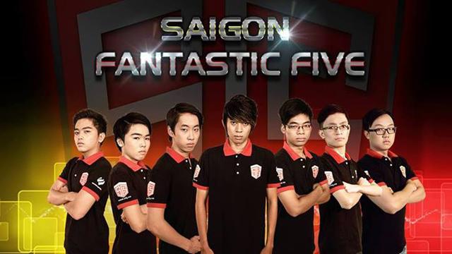 LMHT: Trò chuyện cùng Saigon Fantastic Five 2