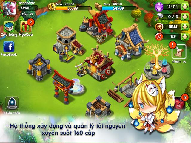 VTC Game hé lộ hình ảnh của Phá Đảo 7