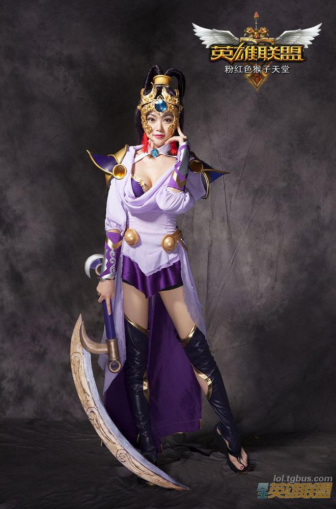 Ngắm cosplay Diana Hằng Nga cực quyến rũ - Ảnh 1