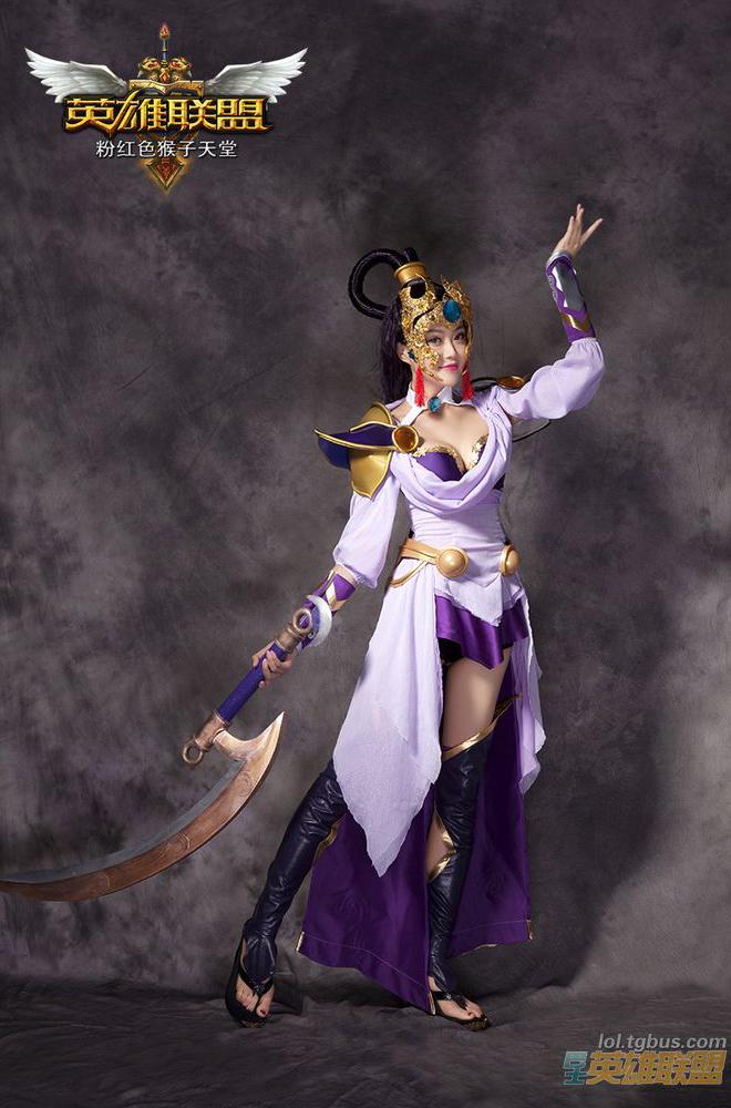 Ngắm cosplay Diana Hằng Nga cực quyến rũ - Ảnh 2