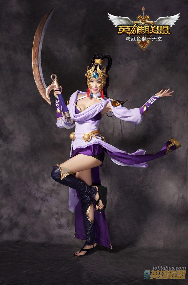 Ngắm cosplay Diana Hằng Nga cực quyến rũ - Ảnh 3