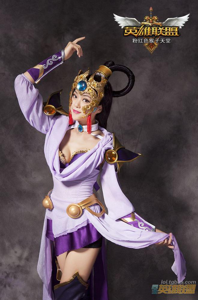 Ngắm cosplay Diana Hằng Nga cực quyến rũ - Ảnh 5