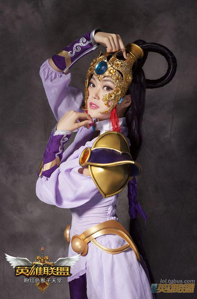 Ngắm cosplay Diana Hằng Nga cực quyến rũ - Ảnh 6