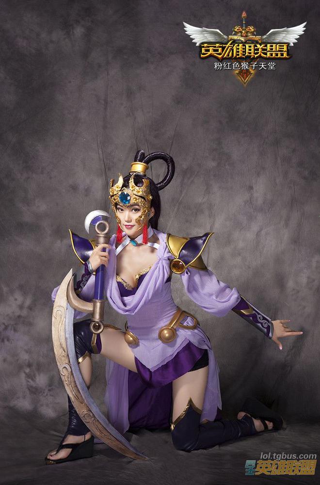Ngắm cosplay Diana Hằng Nga cực quyến rũ - Ảnh 7