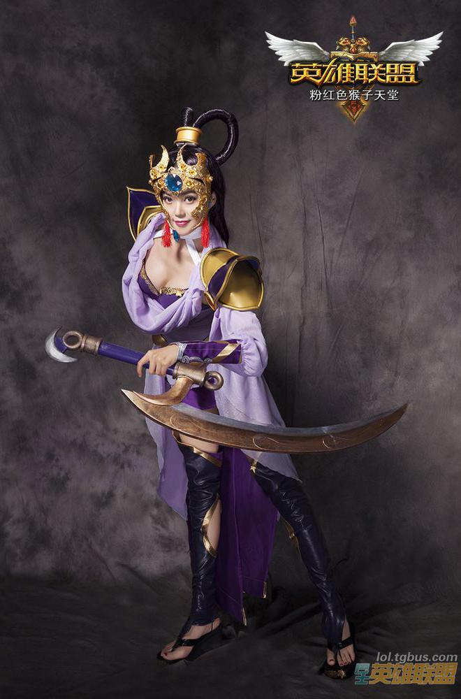 Ngắm cosplay Diana Hằng Nga cực quyến rũ - Ảnh 8