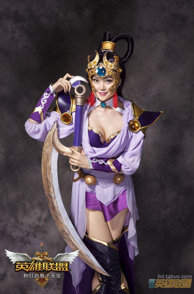 Ngắm cosplay Diana Hằng Nga cực quyến rũ - Ảnh 9