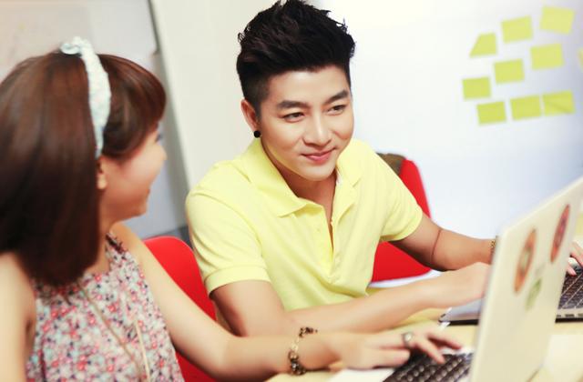 Dàn sao YAN hứng khởi với Touch Online 5