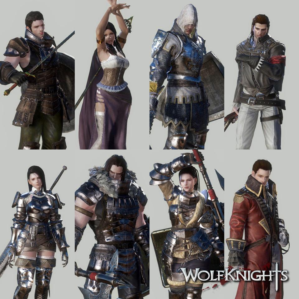 Trò chuyện cùng IMC Games về WolfKnights (phần 1) 2