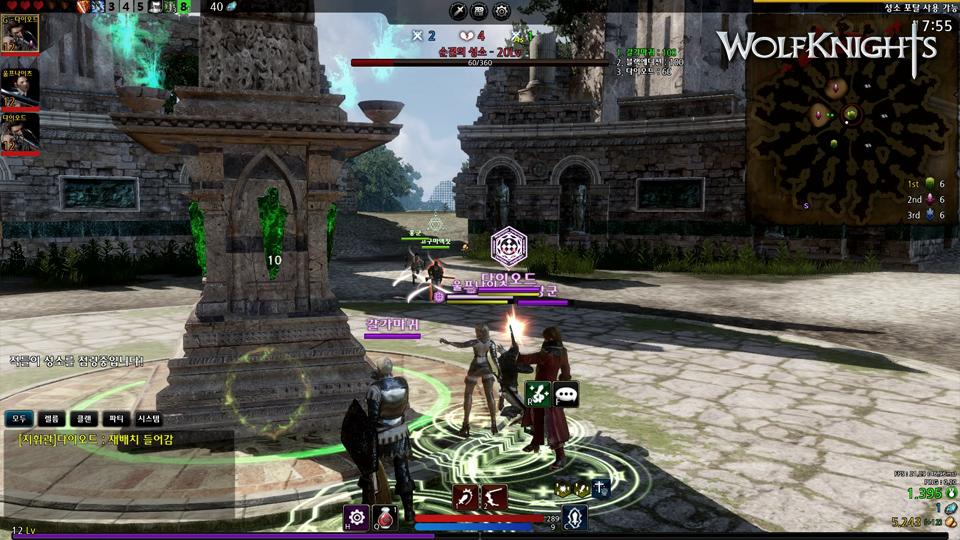 Trò chuyện cùng IMC Games về WolfKnights (phần 1) 8