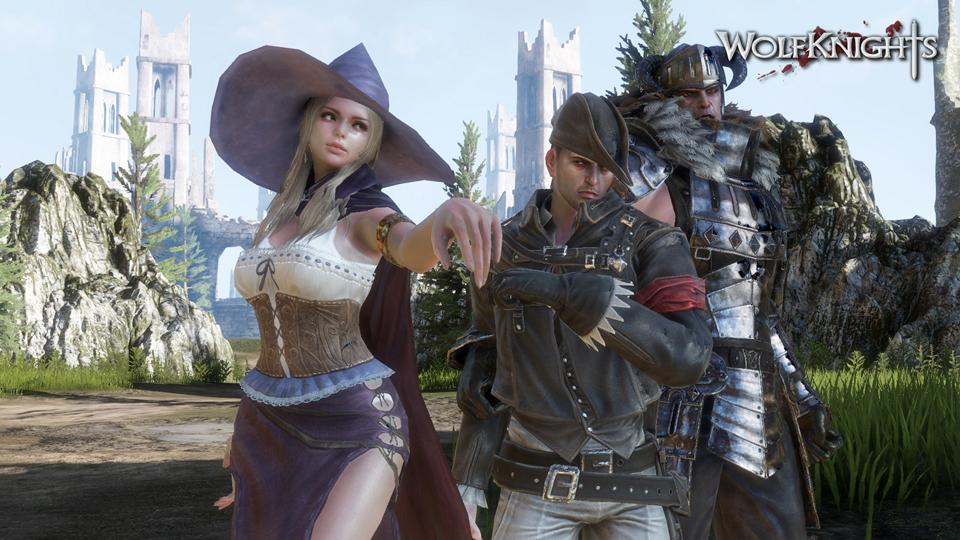 Trò chuyện cùng IMC Games về WolfKnights (phần 1) 13