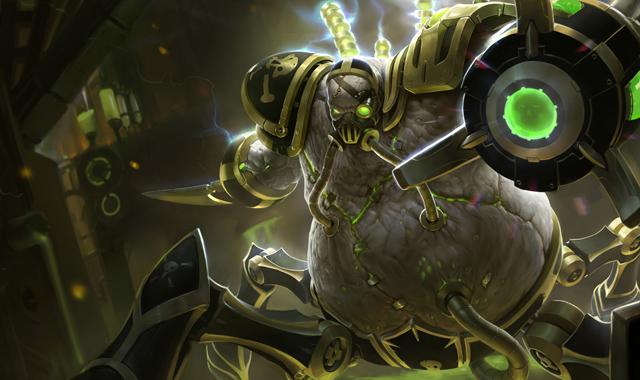 LMHT: Riot Games hé lộ về các thay đổi của Urgot 2