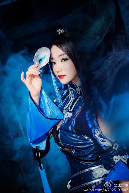 VLTK 3: Ngắm vẻ đẹp ma mị của nữ hiệp Đường Môn - Ảnh 7