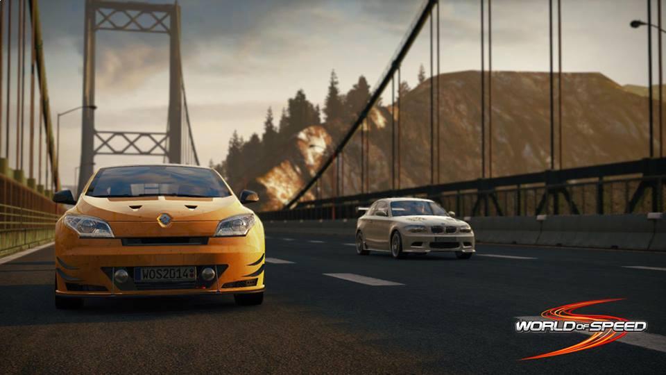 My.com công bố 5 hình ảnh mới của World of Speed