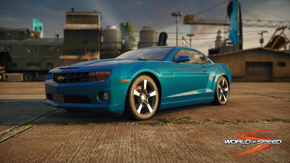 My.com công bố 5 hình ảnh mới của World of Speed - Ảnh 4