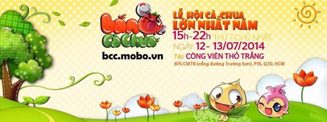 ME Corp tổ chức lễ hội cà chua tại TP.Hồ Chí Minh 2
