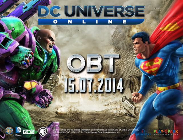 DC Universe Online mở cửa Open Beta vào 15/07 1