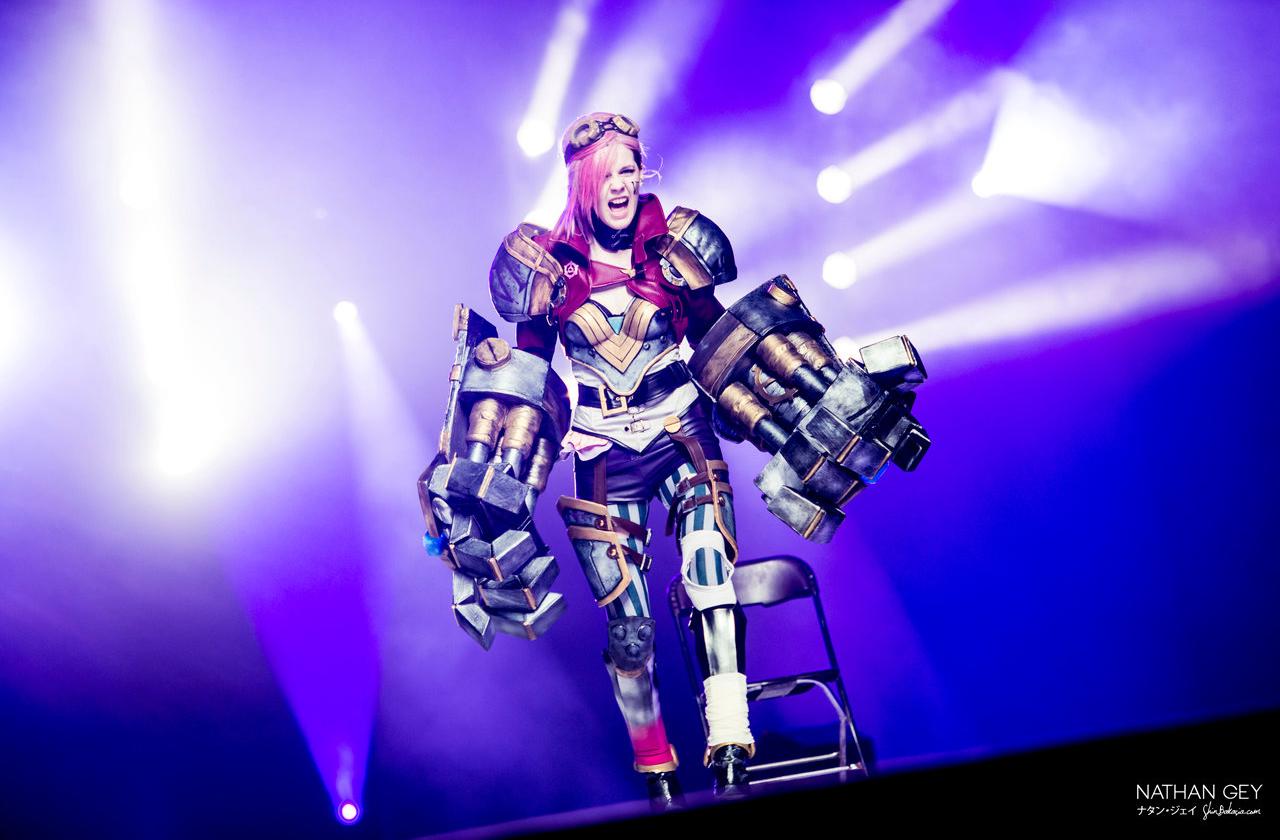 Ngắm cosplay LMHT tuyệt đẹp tại Japan Expo 2014 - Ảnh 2
