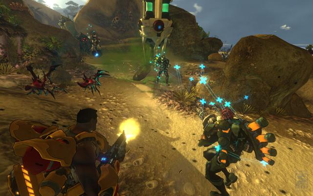 Red 5 Studios ấn định ngày ra mắt của Firefall 2