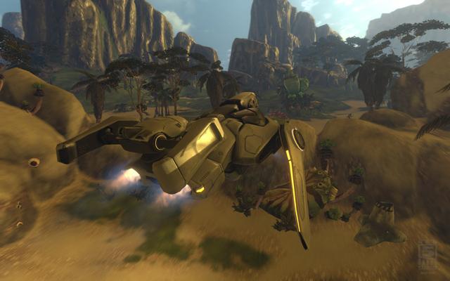 Red 5 Studios ấn định ngày ra mắt của Firefall 4